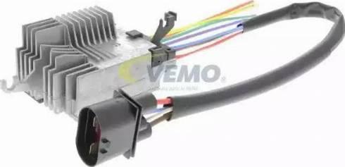 Vemo V10-79-0021 - Sterownik, wentylator elektryczny (chłodzenie silnika) intermotor-polska.com