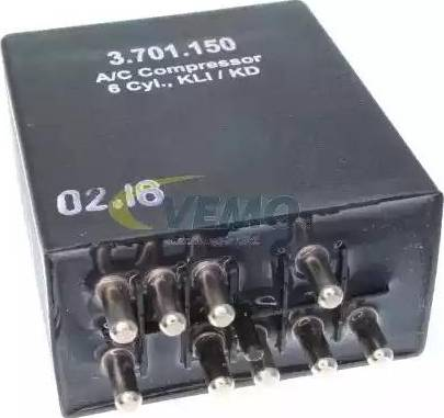 Vemo V30-71-0029 - Przekaznik, klimatyzacja intermotor-polska.com