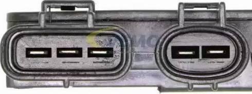 Vemo V70-79-0001 - Sterownik, wentylator elektryczny (chłodzenie silnika) intermotor-polska.com